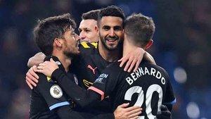 El Manchester City se la juega en el derbi