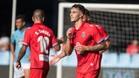 Mario Hermoso es titular en el Espanyol y le marcó al Celta en el debut liguero
