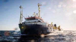 Más de un centenar de desaparecidos en un naufragio en las costas Libias