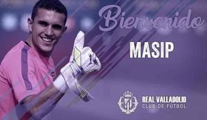 Masip ya es del Valladolid
