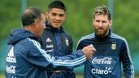 Messi quiere hacer reaccionar a Argentina ante Colombia