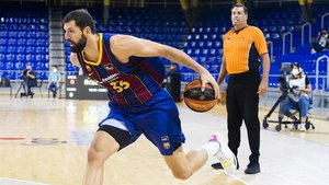 Mirotic vuelve a liderar al Barça
