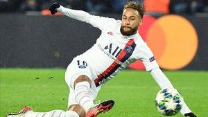 Neymar vuelve a estar en el ojo del huracán