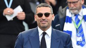 El presidente del City, Al Mubarak, dice que algunos están celosos por sus éxitos