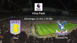 Previa del encuentro: el Aston Villa recibe en su feudo al Crystal Palace