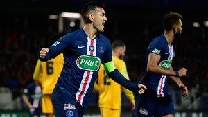 El PSG se clasifica para los cuartos de final de la Copa de Francia