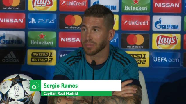 Ramos: Para mí mañana es la primera Champions