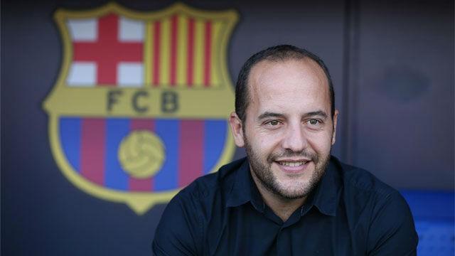El repaso de Lluís Cortés a su primer año como entrenador del Barça