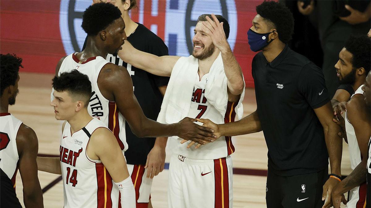 El resumen de la derrota de los Celtics frente a Miami Heat (114-117)