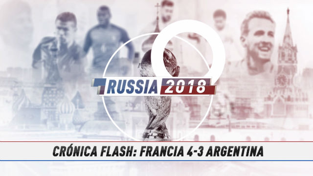 Rusia 2018 | Francia elimina a Argentina del Mundial