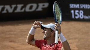 Ruud se cuela en las semifinales del Masters 1.000 de Roma por vez primera en su carrera.