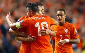 La selección holandesa fue muy superior