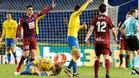 Sergi Samper sufrió una escalofriante lesión frente al Eibar