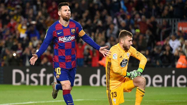 ¡Ni Superman podría llegar! ¡Vos sos el fútbol, Lionel!