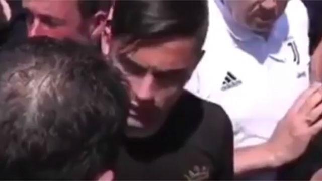 Ultras de la Juve piden a Dybala el Scudetto
