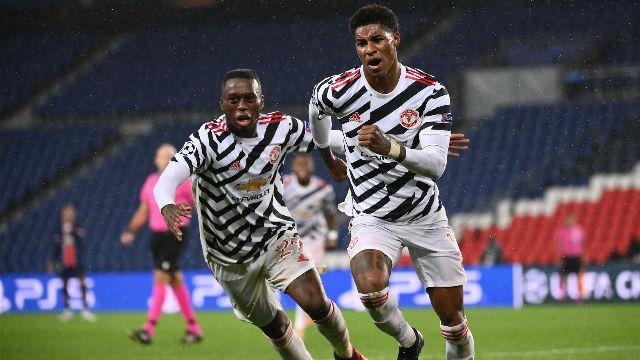 El United asalta El parque de los príncipes y vence al PSG