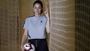 Vicky Losada, con ganas de la Supercopa de España