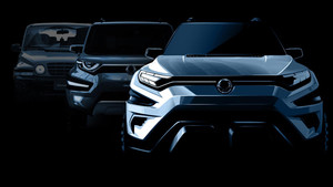 El nuevo concept XAVL de Ssangyong es una evolución del concept SAV inspirado en el Korando KJ de los 90.