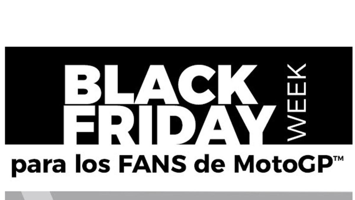 Black Friday motorizado  los descuentos llegan a la Moto GP 616bc043f1a