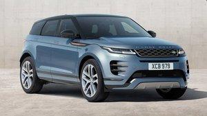 Nuevo Range Rover Evoque.