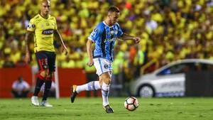 Arthur quiere fichar por el Barcelona
