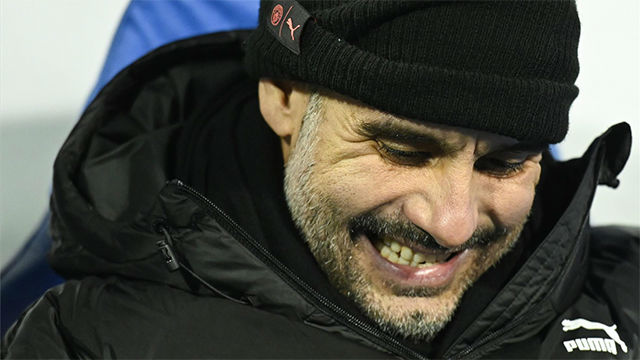 Así hablaba Guardiola de la posible sanción al City
