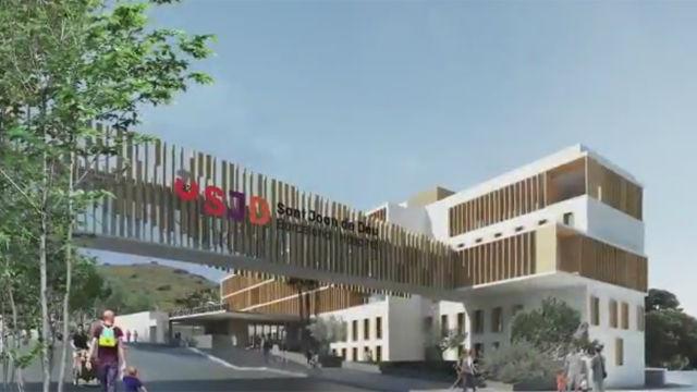 Así será el nuevo SJD Pediatric Cancer Center, construido con la ayuda de la Fundación Leo Messi