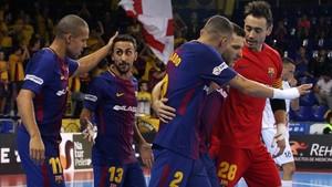 El Barça Lassa jugará su cuarta Final Four
