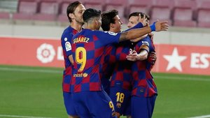 El FC Barcelona se juega la temporada este sábado contra el Nápoles en el Camp Nou