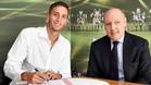 Bentancur firmó un contrato con la Juventus por cinco temporadas