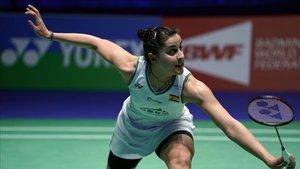 Carolina Marín quiere recuperar la forma lo antes posible pero no sabe cuándo competirá