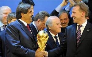 Catar y Rusia no ven peligrar sus mundiales