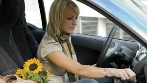Conducir con alergia