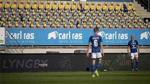 El Copenhague planea el acceso de 10.000 aficionados a su estadio