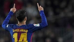 Coutinho ha sido elegido por Valverde para el equipo titular