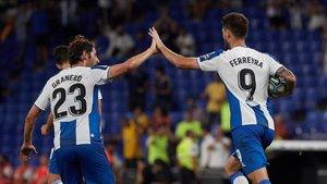 El Espanyol confía en festejar su primera diana liguera en Ipurua.
