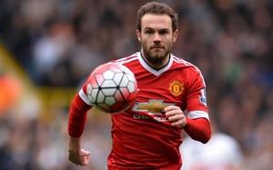 El futuro de Mata en el Manchester United está en entredicho