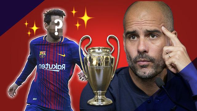 Guardiola ve al Barça favorito en la Champions
