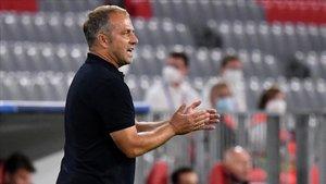 Hans Dieter Flick ha construido un Bayern que asusta