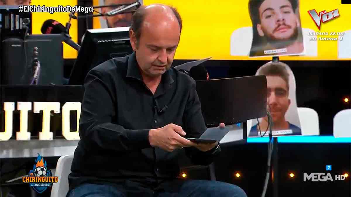 ¡A Juanma Rodríguez se le olvida el cumpleaños de Pedrerol y el presentador le responde con este zasca!