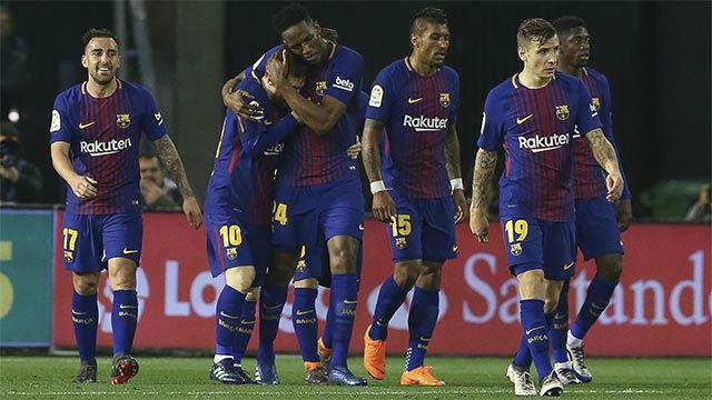 LALIGA FCB | Celta de Vigo - FC Barcelona (2-2)