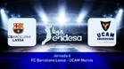 LIGA ENDESA | FC Barcelona Lassa - UCAM Murcia (94-97)