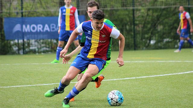 Los goles que dieron el ascenso a Tercera al Andorra de Piqué