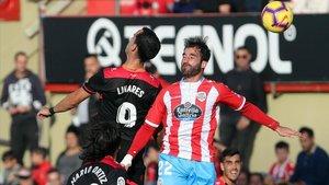 El Lugo necesita los tres puntos para alejarse de la zona de descenso