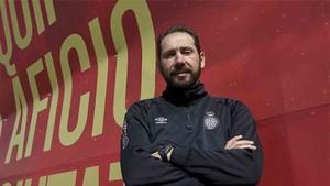 Machín, entrenador del Girona
