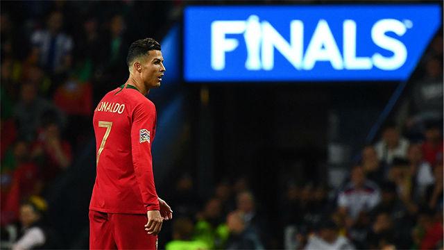 El mal perder de Cristiano: así reaccionó cuando Bernardo Silva fue nombrado Mejor Jugador del Torneo