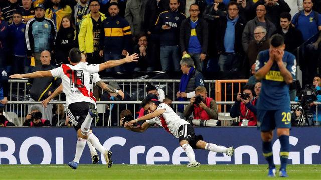 El mejor resumen de la remontada de River, campeón de la Libertadores ante Boca