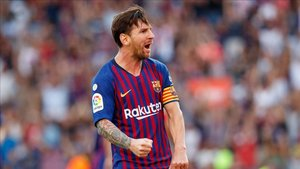Messi, involucrado en causas sociales
