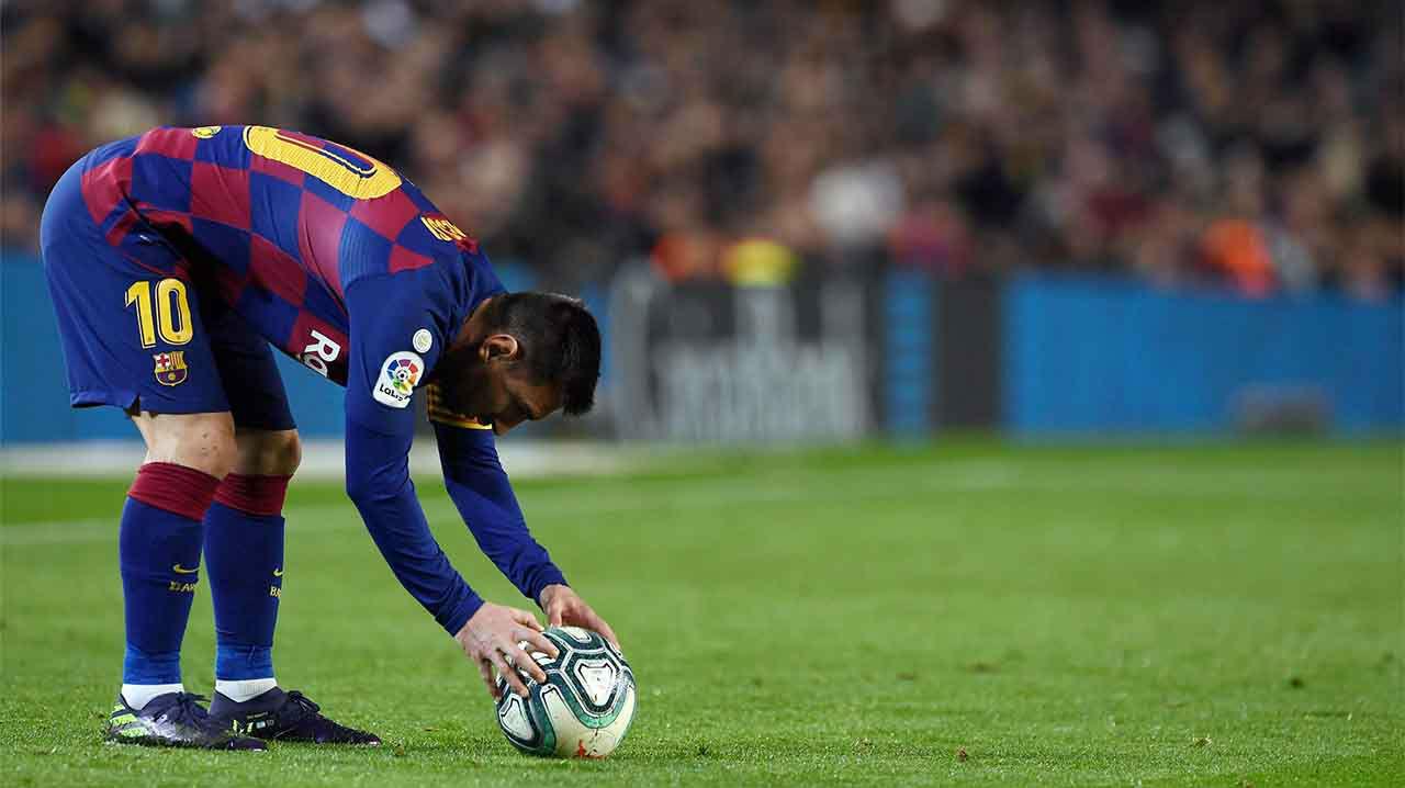 Messi, una década de soberanía ante la barrera rival