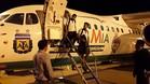 Messi viajó en el avión siniestrado
